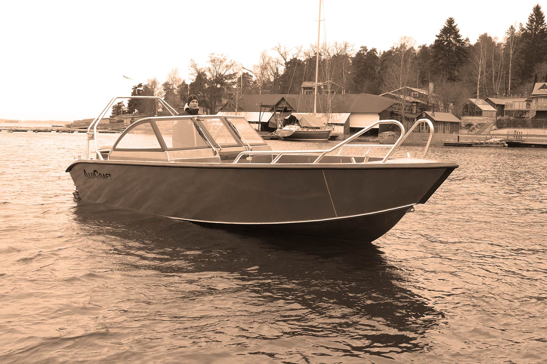 begagnade båtar stockholm